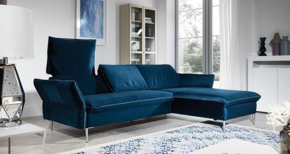 bianco de lux corner sofa