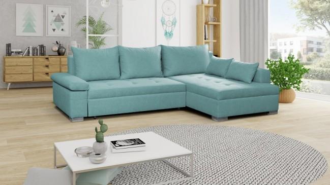 palmi corner sofa bed