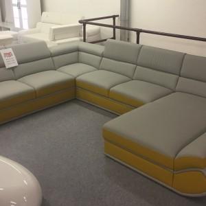 GENESIS XL CORNER SOFA BED