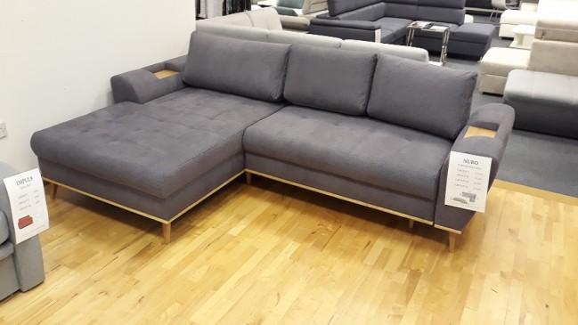 nubo corner sofa bed