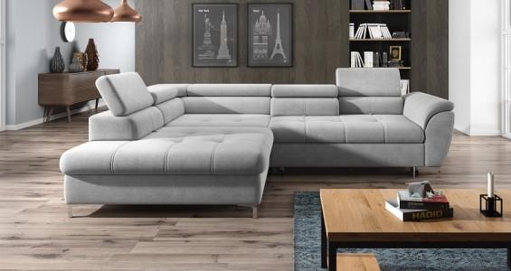 tempo corner sofa bed