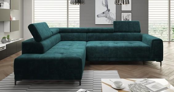volta l corner sofa bed