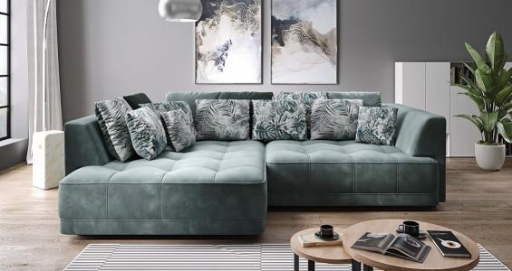 tiga corner sofa bed
