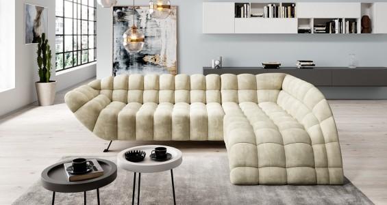 liquid corner sofa