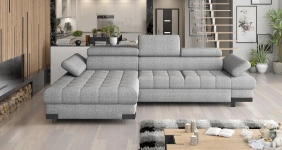 selva mini corner sofa bed