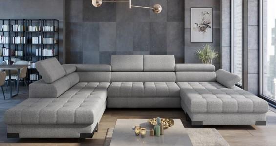 selva corner sofa bed