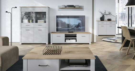 grey system furniture