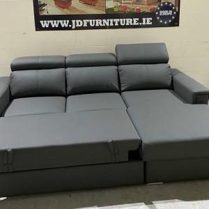 TROPIC CORNER SOFA BED