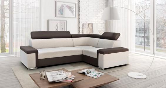FONDO corner sofa bed