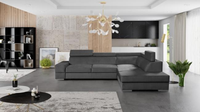 avola corner sofa bed