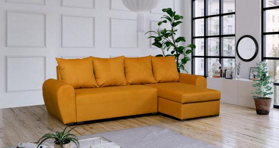 fabro corner sofa bed