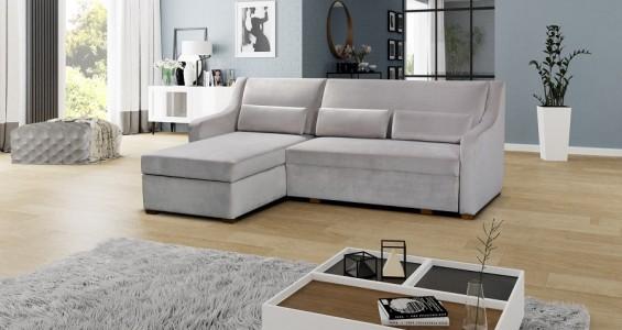 florence corner sofa bed