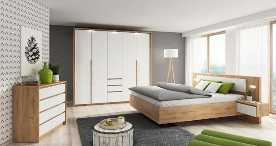 Xelo bedroom set