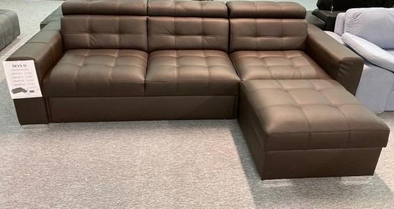 irys II corner sofa bed (sale)