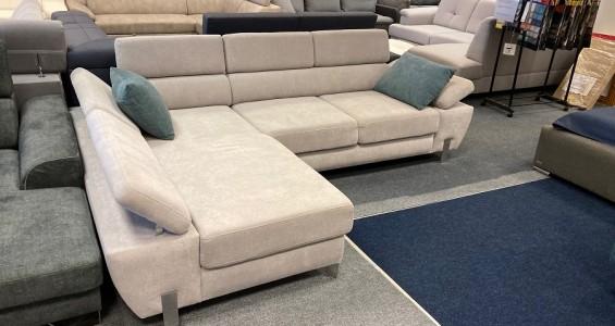 molina corner sofa bed (sale)