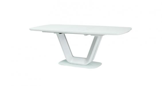 armani table white