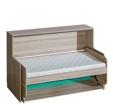 U16 bed €489   H137/W96/101/L216 CM