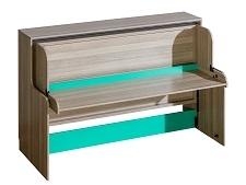 U16 desk €489   H137/W96/101/L216 CM