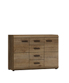DRAWER CHEST 120 2d4s €199   H87/W120/D42 CM