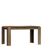 TABLE €   H77/W80/L145(185) CM