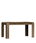 TABLE €   H77/W80/L145(185) CM