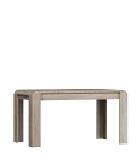 TABLE €239 H77/W80/L145(185) CM