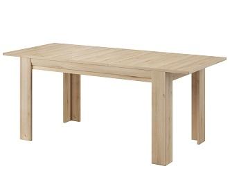 TABLE OPEN €299 H77/W80/L140 (180) CM