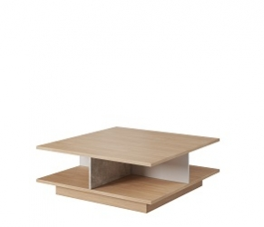 COFFEE TABLE €179 H32/W100/L100 CM