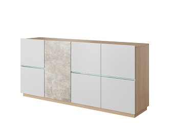 DRAWER CHEST 180 €309 H83/W180/D42 CM