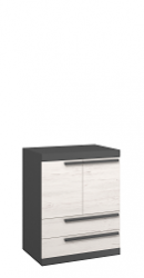 DRAWER CHEST 80 €229 H101/W80/D41 CM