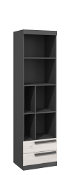 BOOK SHELF €169 H194/W55/D41 CM