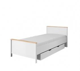 BED FRAME + STORAGE €349 H81/W98/L212 CM