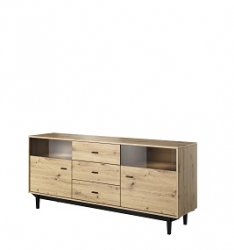 DRAWER CHEST €299 H76/W173/D41 CM