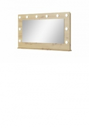 MIRROR WITH LIGHTS €179 H67/W120/D11 CM